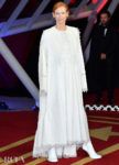 Loewe Becomes Tilda Swinton's Go-To Designer For Marrakech Film Festival