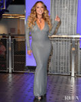 Mariah Carey Lights The Empire State Building In Alexandre Vauthier