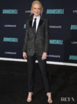 Nicole Kidman Wore Saint Laurent To The 'Bombshell' LA Screening