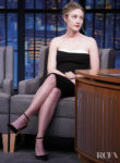 Saoirse Ronan Wore Haney On Late Night With Seth Meyers
