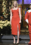 Scarlett Johansson Wore David Koma On Saturday Night Live