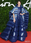 Shailene Woodley In Moncler 1 Pierpaolo Piccioli - The Fashion Awards 2019