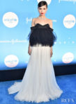 Sofia Carson Wore Giambattista Valli Haute Couture To The 2019 UNICEF Snowflake Ball