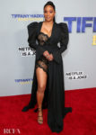 Tiffany Haddish's Black Mitzvah Sees Her Don A Jekyll & Hyde Dress