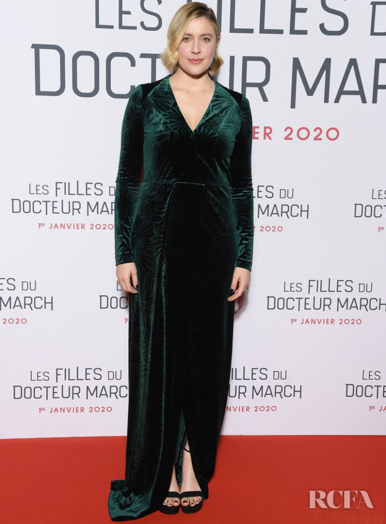 'Little Women' Paris Premiere