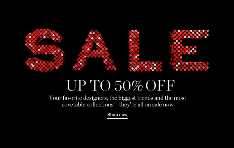 The NET-A-PORTER International Sale Is Now On