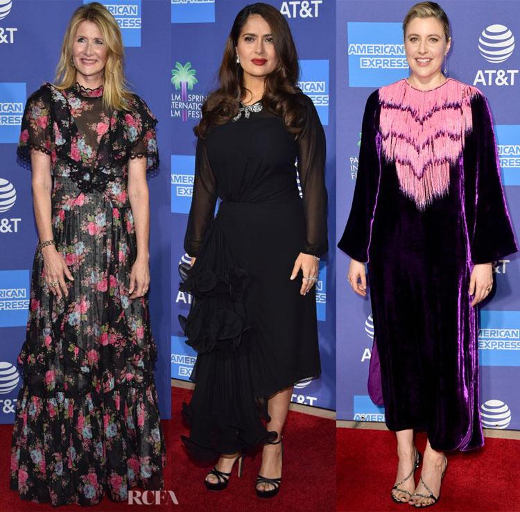 2019 Palm Springs International Film Festival Awards Red Carpet Roundup