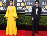 Fashion Critics' 2020 Golden Globes Roundup