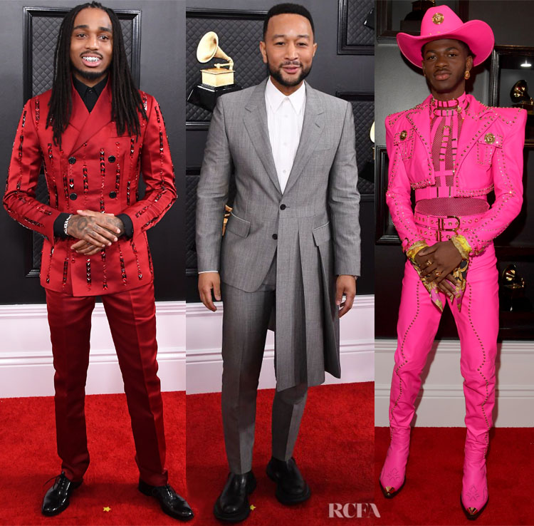 2020 Grammy Awards Menswear Roundup