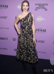 Alison Brie Wore Saint Laurent To The 'Horse Girl' Sundance Film Festival Premiere