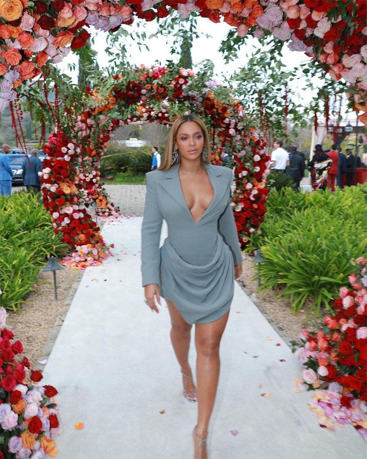 Beyonce Francesco Murano Roc Nation Brunch