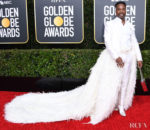 Billy Porter In Alex Vinash - 2020 Golden Globe Awards