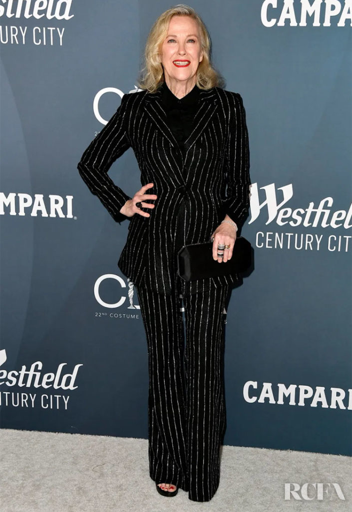 Catherine O'Hara 2020 Costume Designers Guild Awards
