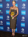 Charlize Theron Wore Christian Dior To The 2019 Palm Springs International Film Festival Awards