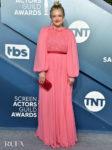 Elisabeth Moss In Monique Lhuillier - 2020 SAG Awards
