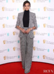 Ella Balinska Wore Joshua Kane To The BAFTA Film Awards Nominations Announcement 2020