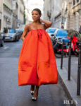 Gabrielle Union Wore Christopher John Rogers During Menswear Fashion Week