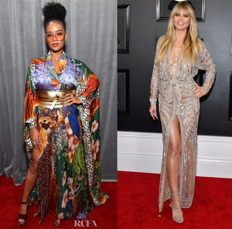 2020 Grammy Awards Red Carpet Roundup
