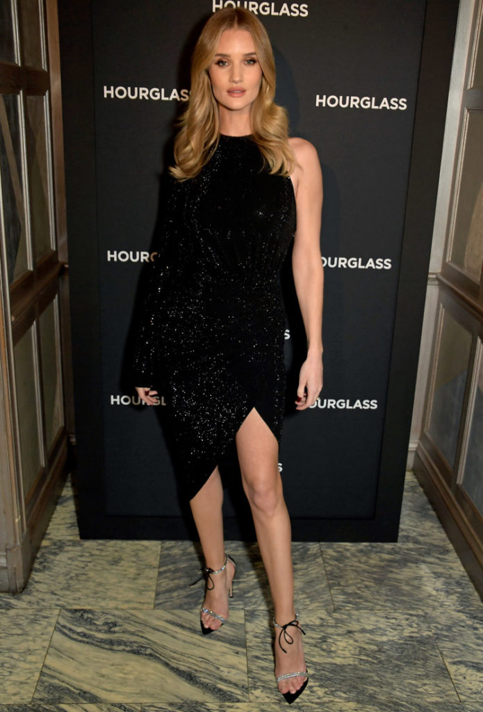 Hourglass And Rosie Huntington-Whiteley Celebrate The Launch Of Vanish Airbrush Concealer
