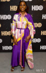 Issa Rae Wore Emilio Pucci To The 2020 Winter Television Critics Association Press Tour For 'Insecure'