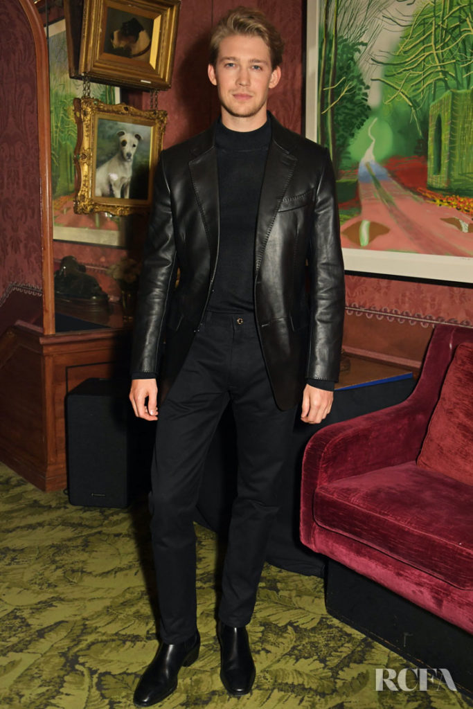 Joe Alwyn Wore Tom Ford To The Beau de Jour Launch