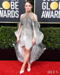 Joey King In Iris van Herpen Haute Couture - 2020 Golden Globe Awards