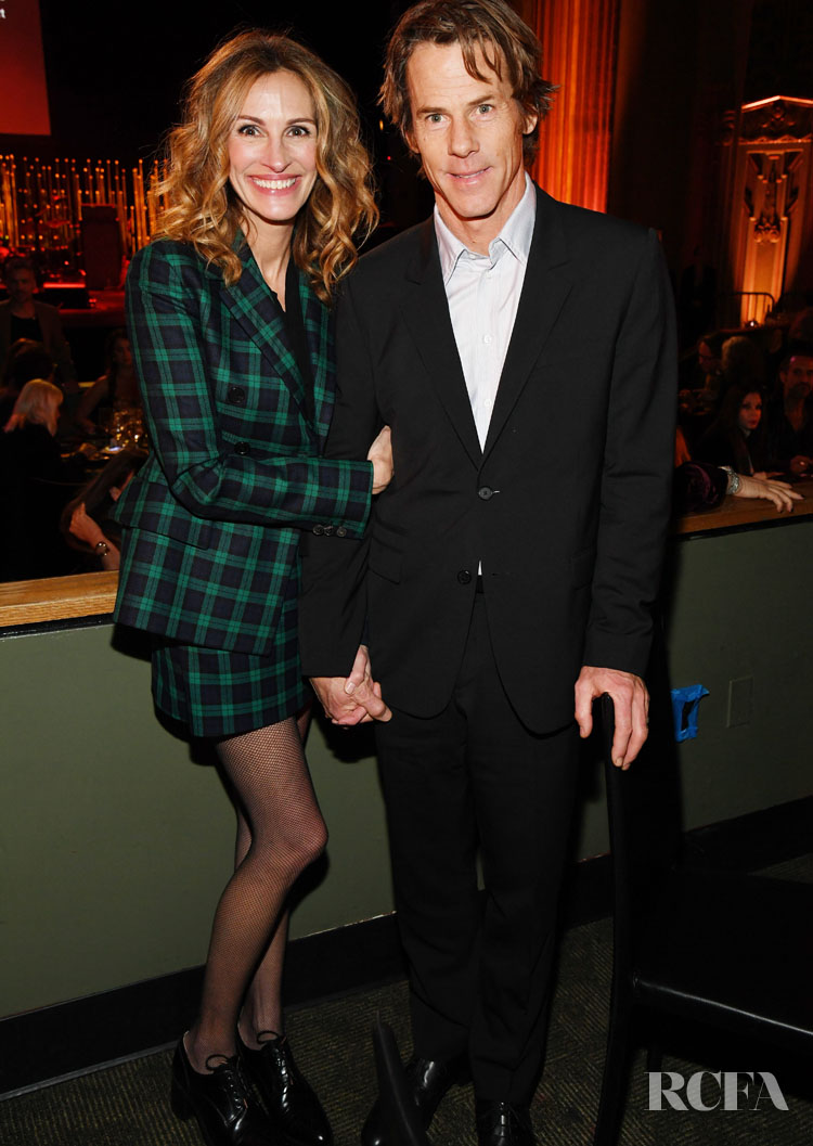 Julia Roberts Wore Christian Dior To The Core Gala