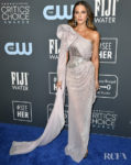 Kate Beckinsale In Julien Macdonald - 2020 Critics Choice Awards