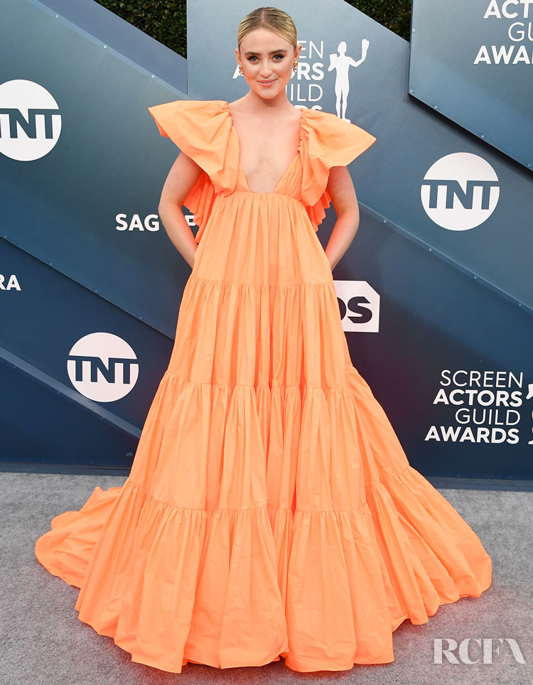 Kathryn Newton In Valentino - 2020 SAG Awards