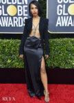 Kerry Washington In Altuzarra - 2020 Golden Globe Awards