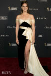 Lana Del Rey Wore Custom Redemption To The Pre-Grammy Gala