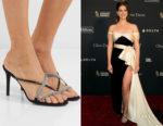 Lana Del Rey's Giuseppe Zanotti Croisette Sandals