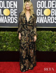Laura Dern In Saint Laurent - 2020 Golden Globe Awards