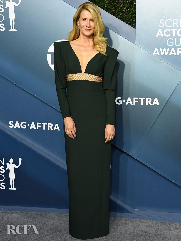 Laura Dern In Stella McCartney - 2020 SAG Awards