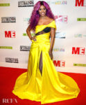 Laverne Cox Wore Michael Fausto To L'Oreal's Matrix Destination 2020