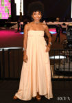 Logan Browning Wore Chloe To Cocktails with the SAG Awards