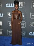 Lupita Nyong'o In Michael Kors Collection - 2020 Critics Choice Awards