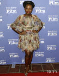 Lupita Nyong'o Wore Dolce & Gabbana To The Santa Barbara International Film Festival - Montecito Award