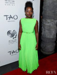 Lupita Nyong'o Wore Valentino To The 2019 New York Film Critics Circle Awards