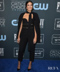 Mandy Moore In Elie Saab - 2020 Critics' Choice Awards