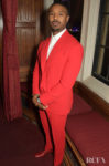 Michael B Jordan Wore Prabal Gurung For An Evening At The House Of Lords For 'Just Mercy'