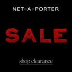 SALE ALERT: NET-A-PORTER CLEARANCE IS HERE