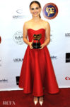 Natalie Portman Wore Christian Dior To The Society of Camera Operators Lifetime Achievement Awards 2020