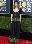 Rachel Bilson In Brock Collection - 2020 Golden Globe Awards