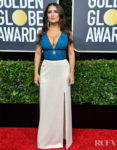 Salma Hayek In Gucci - 2020 Golden Globe Awards