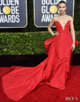 Scarlett Johansson In Vera Wang Collection - 2020 Golden Globe Awards