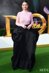Selena Gomez Wore Givenchy Haute Couture To The 'Dolittle' LA Premiere