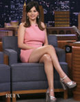 Selena Gomez Wore Miu Miu On The Tonight Show Starring Jimmy Fallon