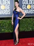 Shailene Woodley In Balmain - 2020 Golden Globe Awards