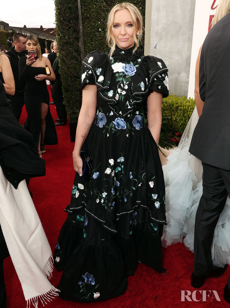 Toni Collette erdem 2020 golden globe awards